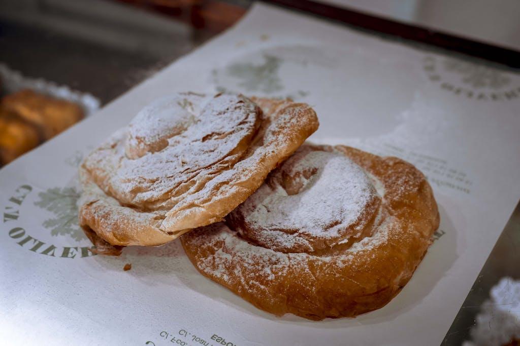 Traditional Mallorcan Pastries - Ensaimada