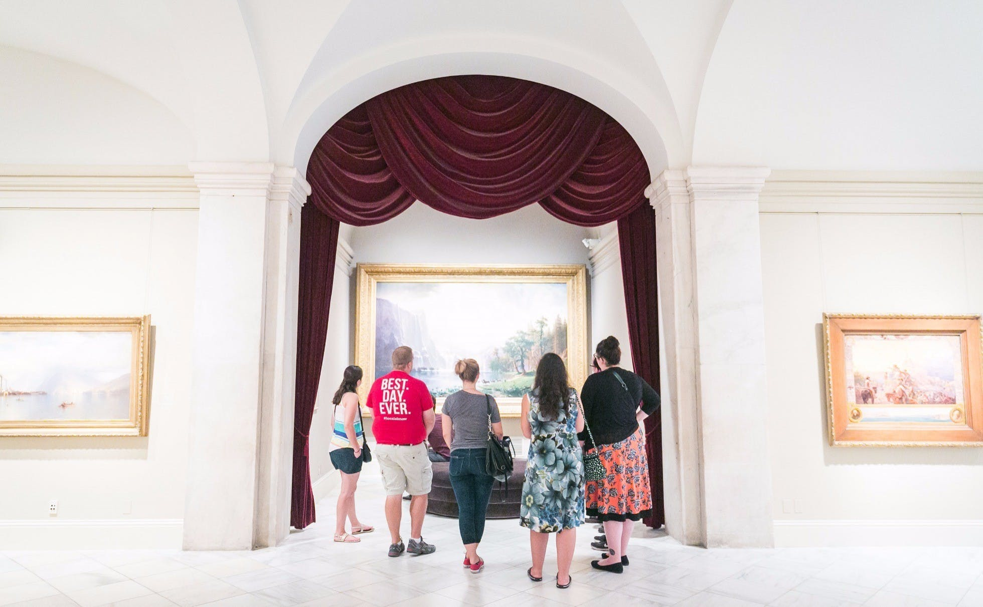 Total DC Tour: American Art & DC Unveiled - Tour Photo 1 of 8