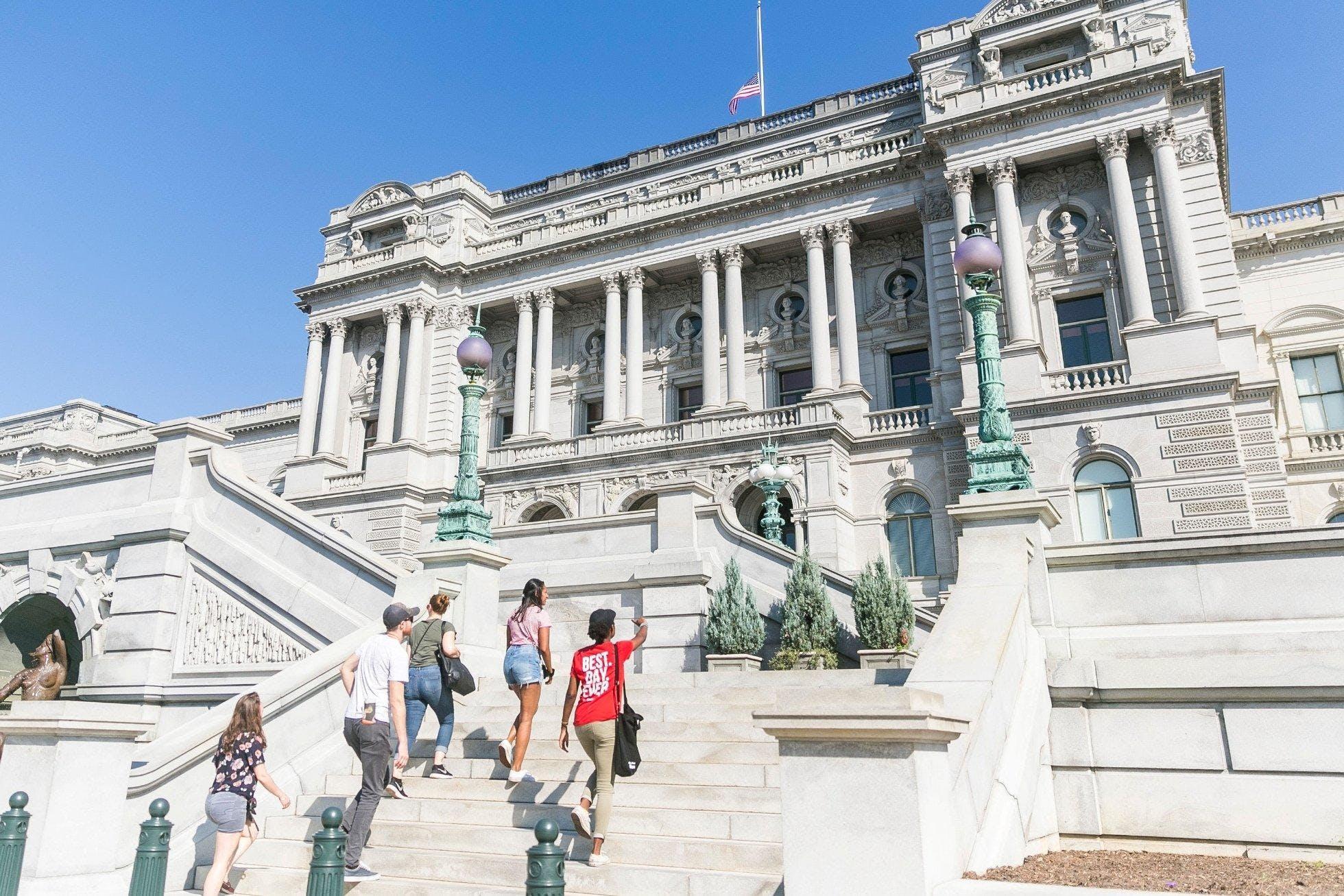 New York Times Journeys   Washington Insiders Tour - Tour Photo 1 of 5