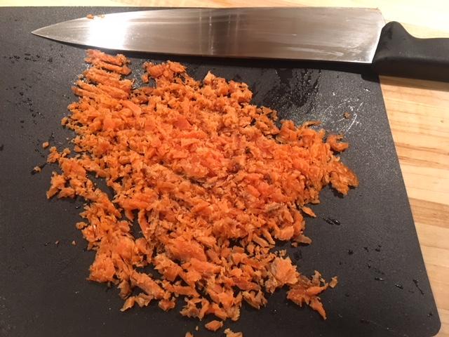 Minced Smoked Salmon