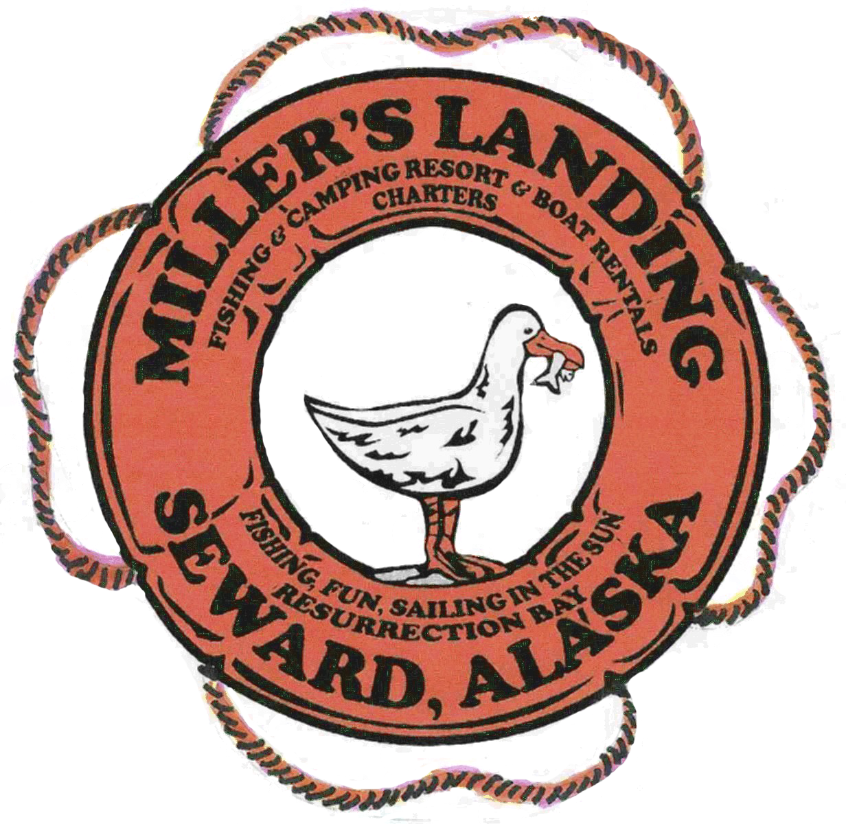 Miller's Landing Logo