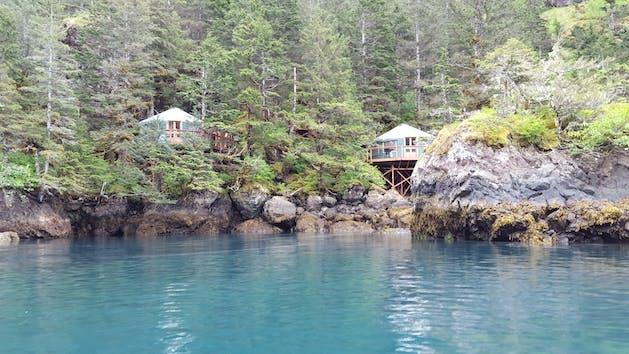 Orca Isle Cabins