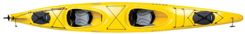 Double Kayaks- Looksha T™ Polymer: