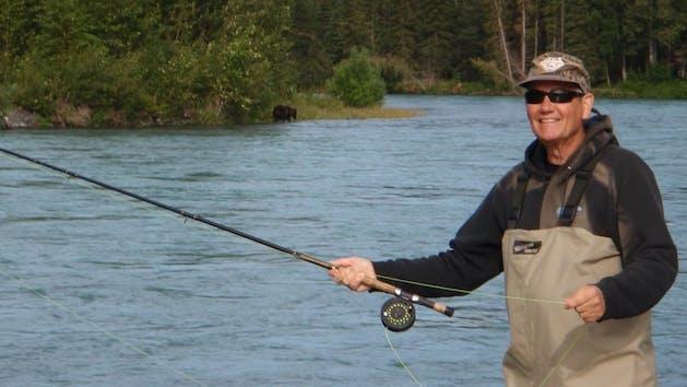 Alaska River Adventures - Upper Kenai River Fishing
