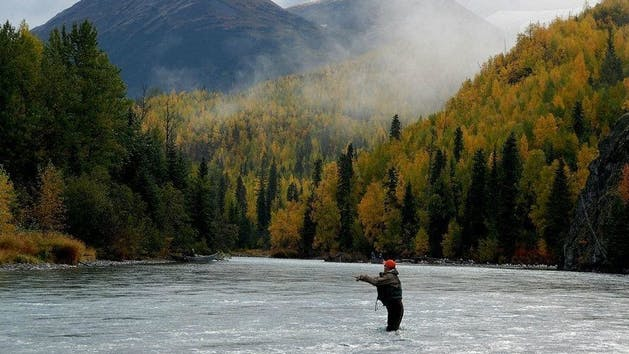 Alaska River Adventures - 3 Day Fishing Package