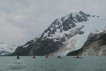Northwestern Fjord Ice