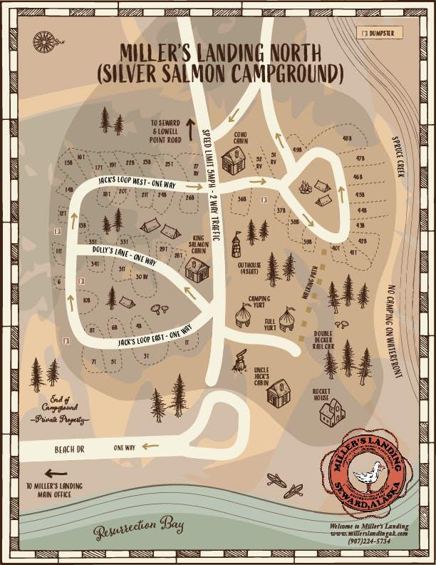 Miller's Landing North Campground