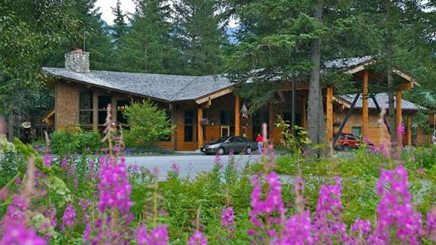 Windsong Lodge in Seward Alaska