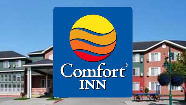 comfort inn in Seward, Alaska