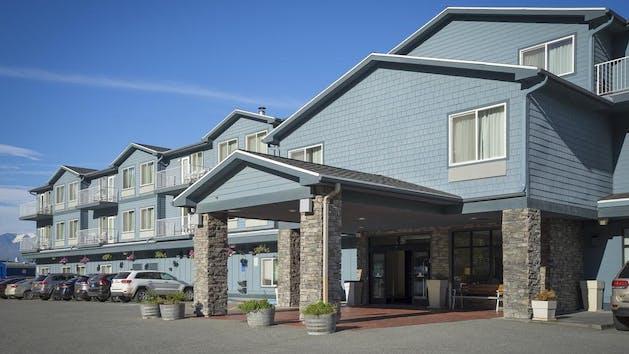 Hotel 360 Hotel in Seward Alaska