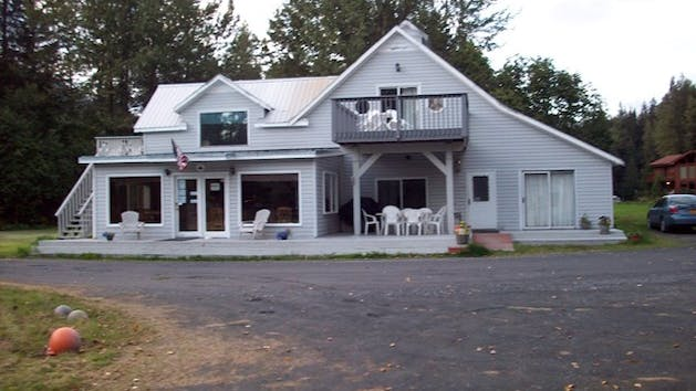 bed and breakfast seward ak