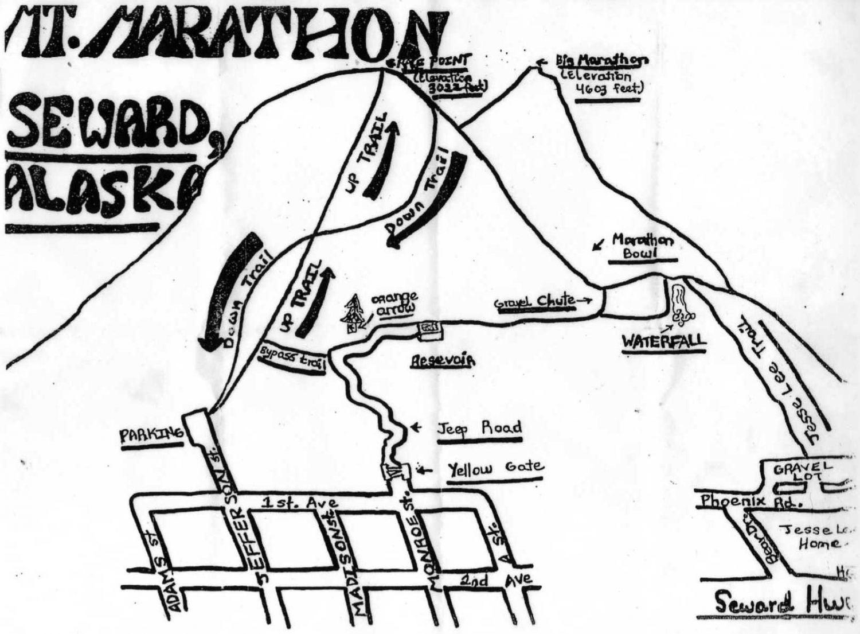 Local Seward Maps