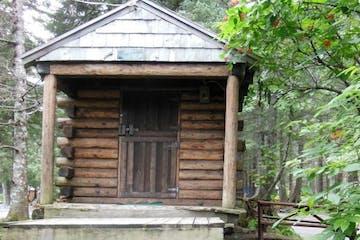 Lookout Camping Cabin in Seward