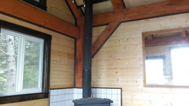 Corner Cabin in Seward