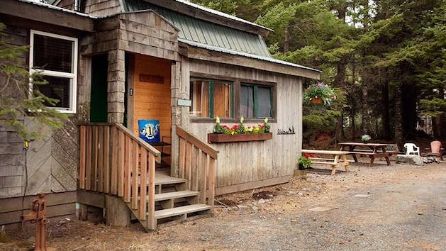 Beach House Rentals Cabin in Seward