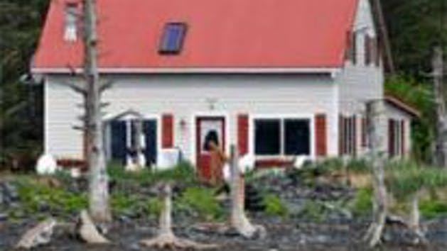 Ocean Cottage in Seward