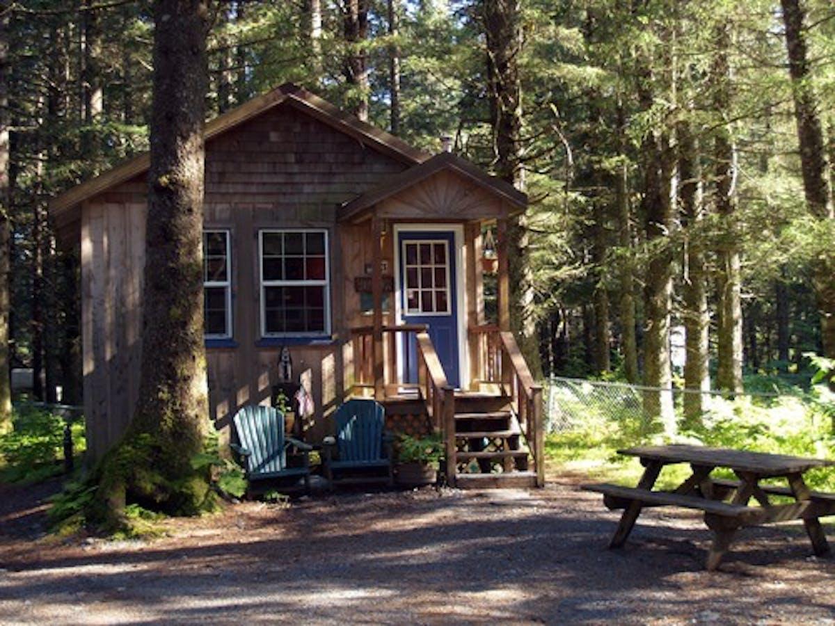 Serene Cabin in Seward