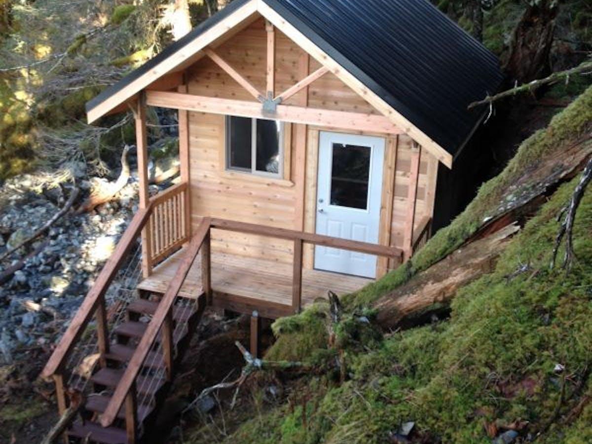 Pepper Creek Cabin in Seward