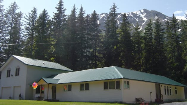Camai Cottage in Seward