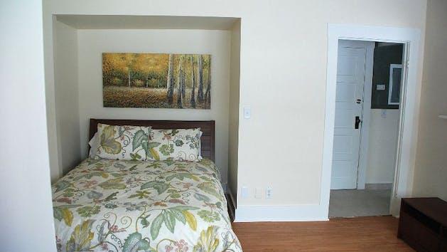 The Sleeper Apartment in Seward