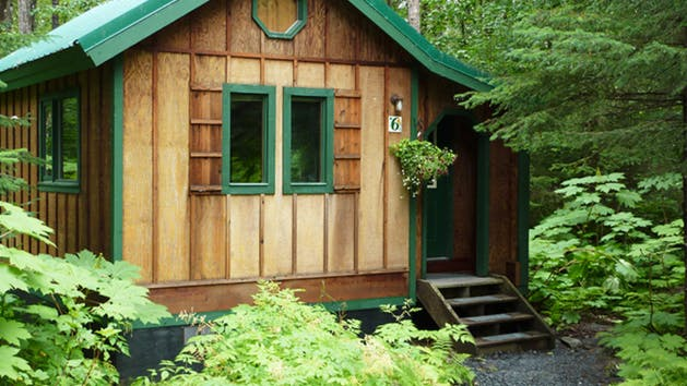 Abode Cabins in Seward