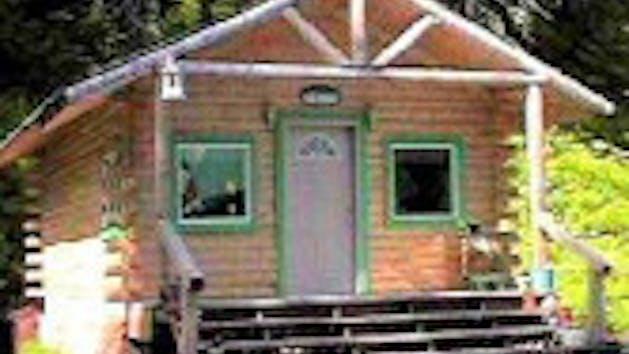 Allen's Cabin in Seward
