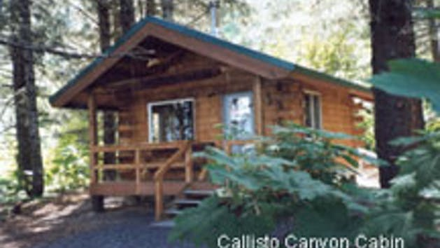 State Park Remote Cabins