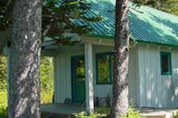 Kenai Fjords National Park Cabin