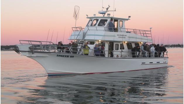 Private Charters Aboard Angler III
