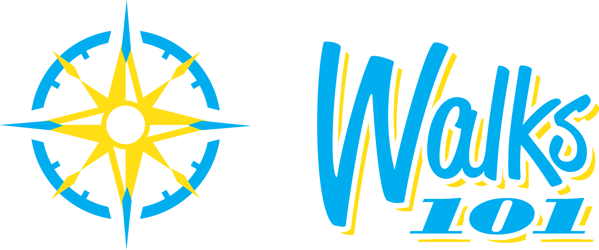 Walks 101 logo