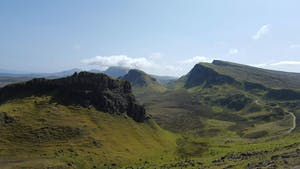 Love Scotland Skye Quiraing