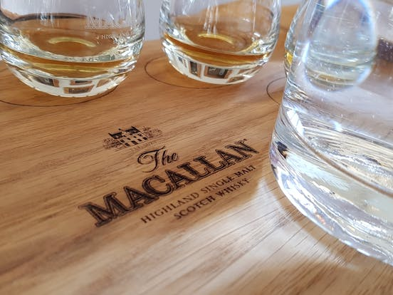 The Macallan Distillery tour and visitor centre