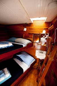 Liberty Clipper Standard Cabin