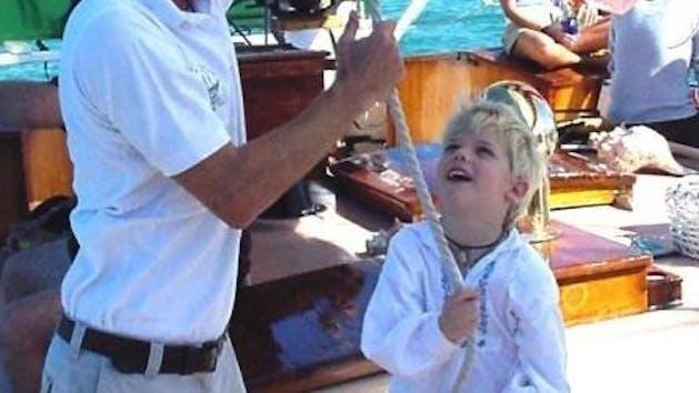 Liberty Fleet Kids sail