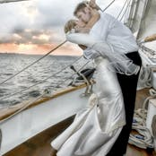 Weddings on a Liberty Fleet tall ship