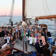 Team Building Charters | Liberty Fleet of Tall Ships