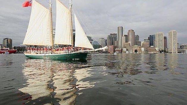 A Sail Through Time
