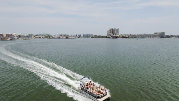 Pontoon Rentals Odyssea Watersports