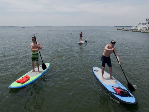 SUP Rentals Odyssea Watersportsv