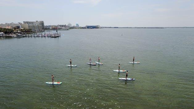 SUP Rentals Odyssea Watersports