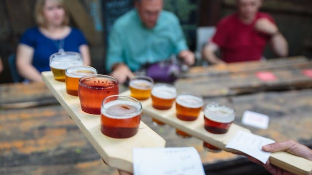 Toronto-Beer-Flights