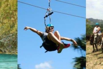 Zipline Adventure Punta Cana