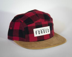 Forged Brimmed hat