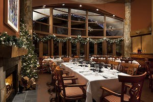 Holidays at the Wildflower, Whistler