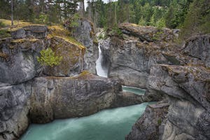 Waterfalls in BC