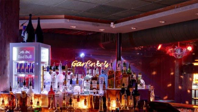 Bar at Garfinkles