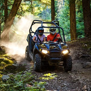 RZR from The Adventure Group