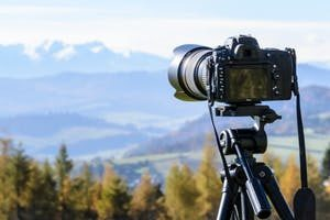 Combine your love of photography with your passion for the outdoors