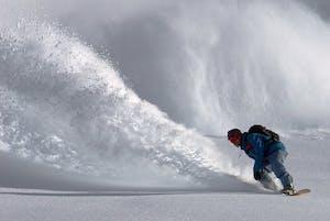 Shredding the slopes of Whistler