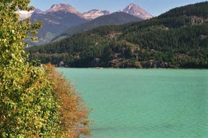 Free Camping near Whistler Green Lake